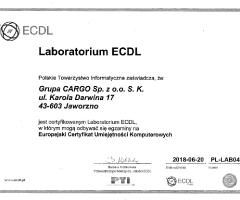 Certyfikat ECDL