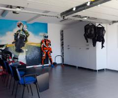 Nasza sala motocyklowa