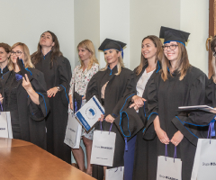 Zakończenie studiów podyplomowych z Psychologii Transportu_11