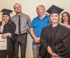 Zakończenie studiów podyplomowych z Psychologii Transportu_7