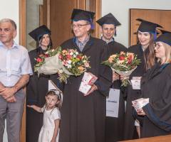 Zakończenie studiów podyplomowych z Psychologii Transportu_8
